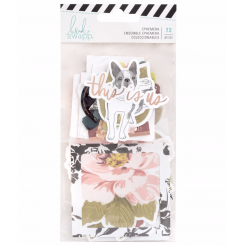DIE CUTS HEIDI SWAPP HONEY...