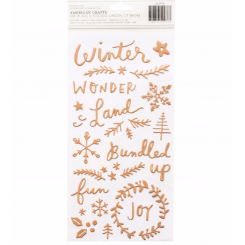 STICKERS MEMORY PLANNER FLORAL