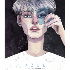 AZUL LIBRO DE ARTE ESTHER GILI