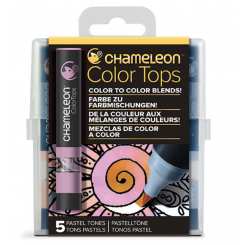 SET CHAMELEON COLOR TOPS -...