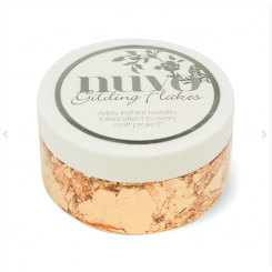 NUVO GILDING FLAKES COPPER