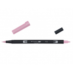 TOMBOW DUAL BRUSH PEN 723 PINK