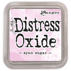 DISTRESS OXIDE SPUN SUGAR