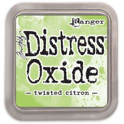 DISTRESS OXIDE TWISTED CITRON