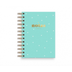 CUADERNO CHARUCA MINI MINT