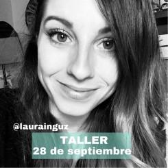 TALLER LAURA INGUZ 28 DE...